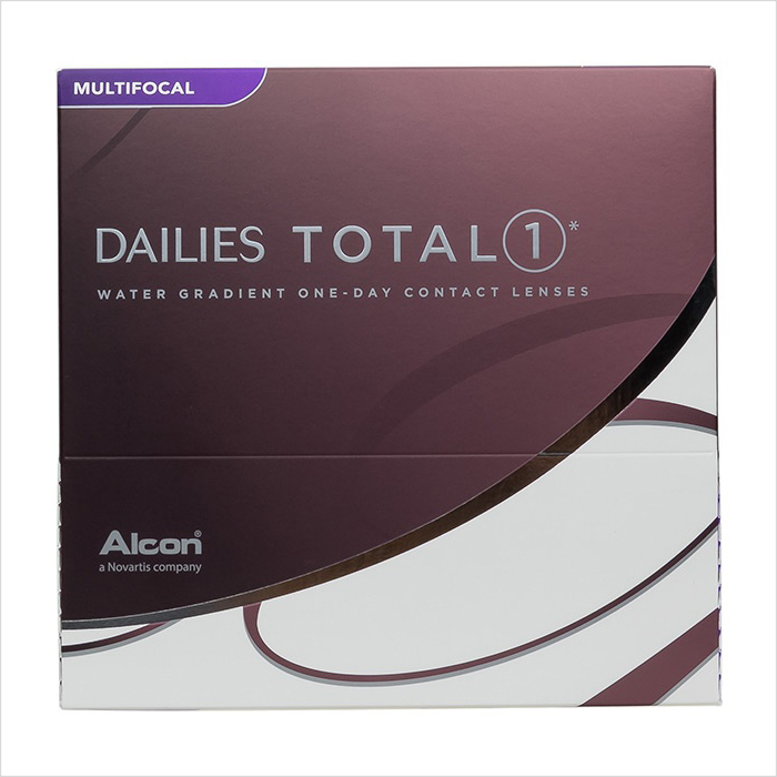 Dailies Total 1 Multifocal 90 Pack